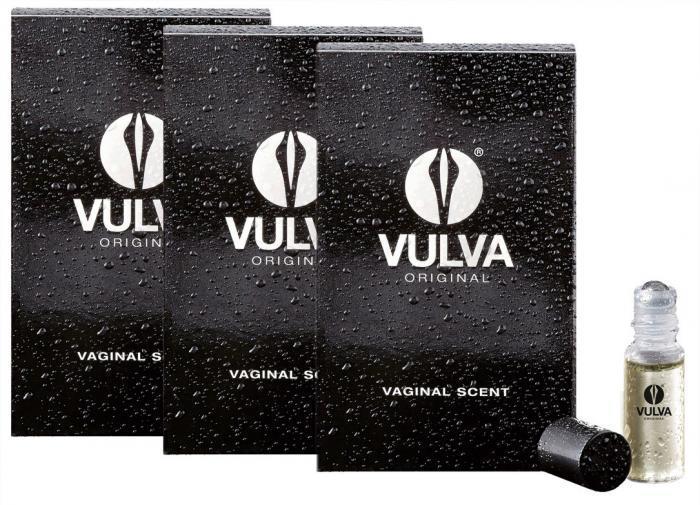 Verpackung_Vaginalgeruch_erotischer Duft_Pheromone| VULVA Original